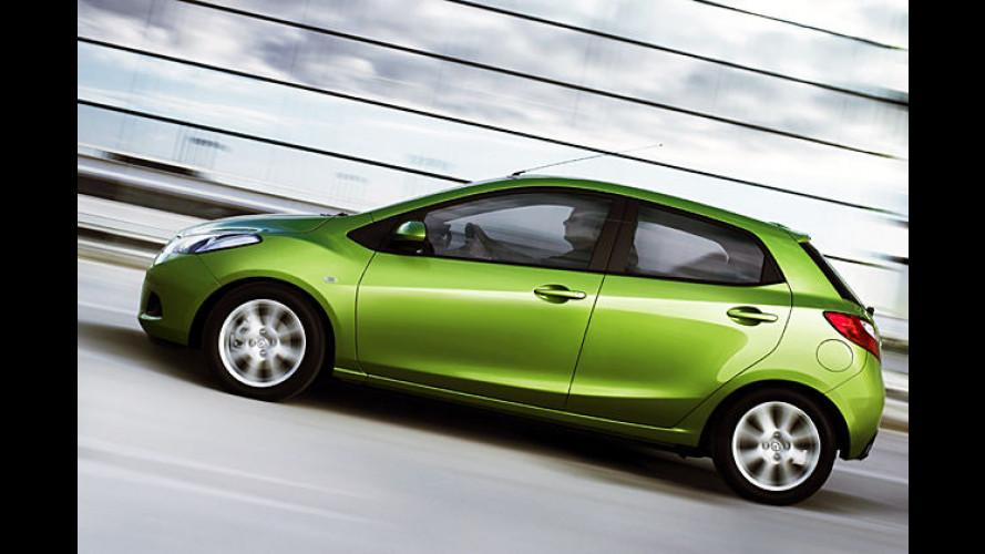 Neuer Mazda2 kommt: Kleiner, leichter und deutlich schicker