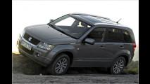 Suzuki mit Auflage