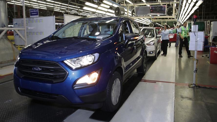 Ford: novos projetos em Camaçari (BA) dependem de redução de custos