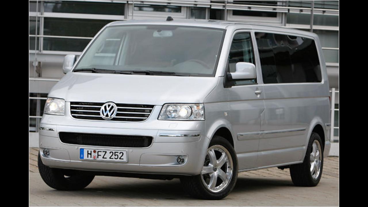 VW T5 Multivan 2.5 TDI 128 kW Business DPF