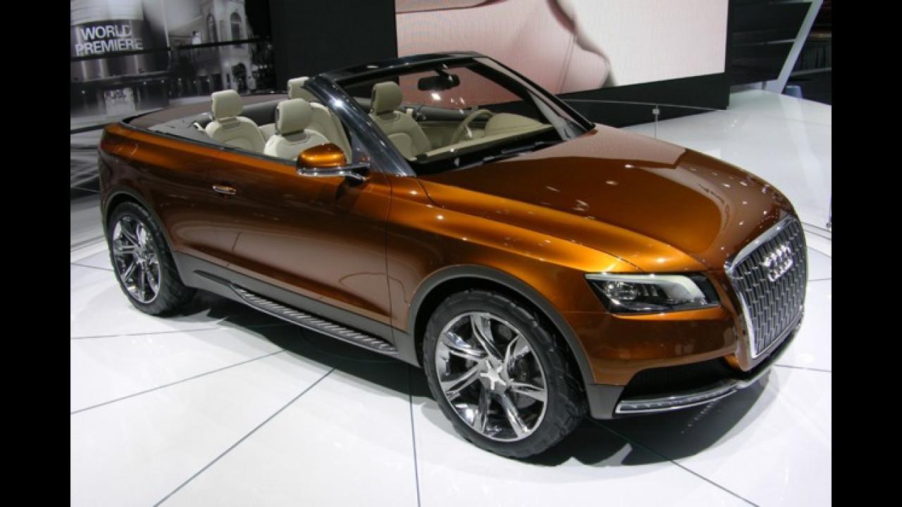 Audi Cross Cabrio quattro