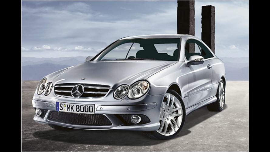 Mercedes bringt ,Sport Edition