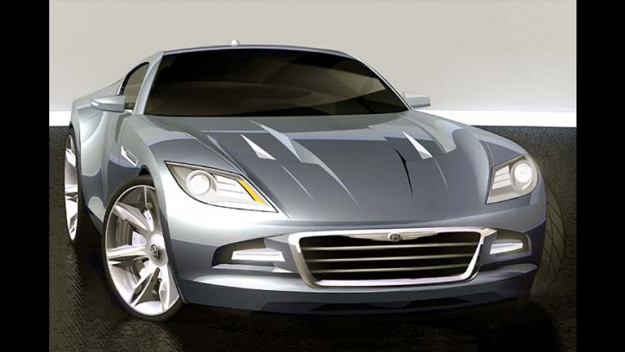 Chrysler zeigt starkes Studien-Doppelpack in Detroit