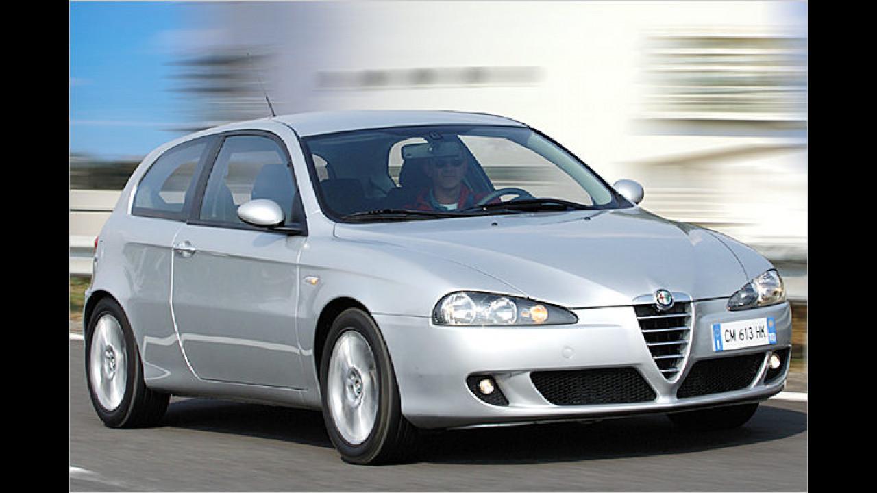 Alfa Romeo 147 zum Sonderpreis