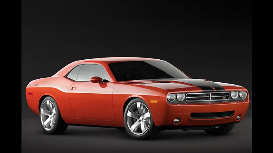 Dodge Challenger: Muscle Car mit jeder Menge Pferdestärken