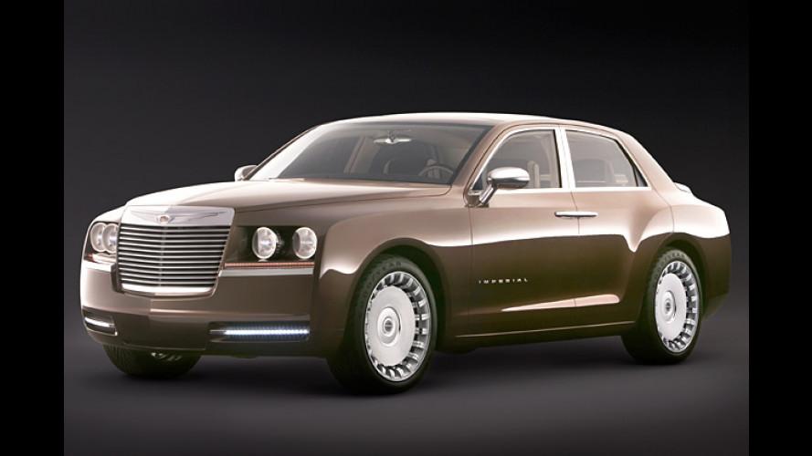 Chrysler Imperial: Reminiszenz an den Luxus der 50er-Jahre