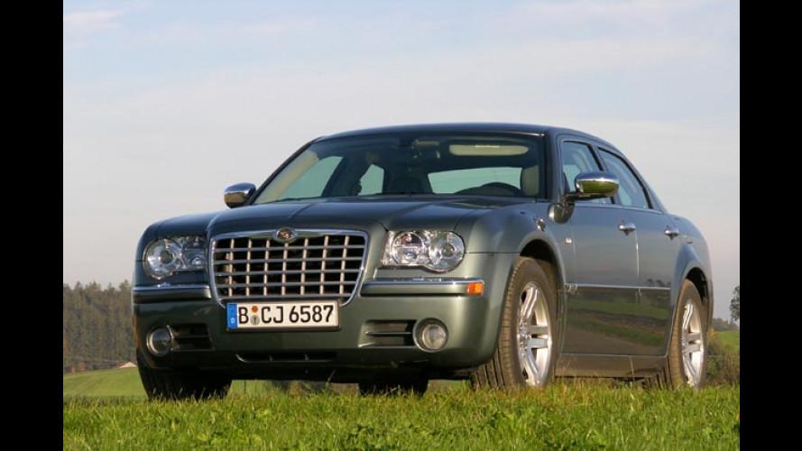 Chrysler 300C: Preis für neuen Sechszylinder-Diesel fix