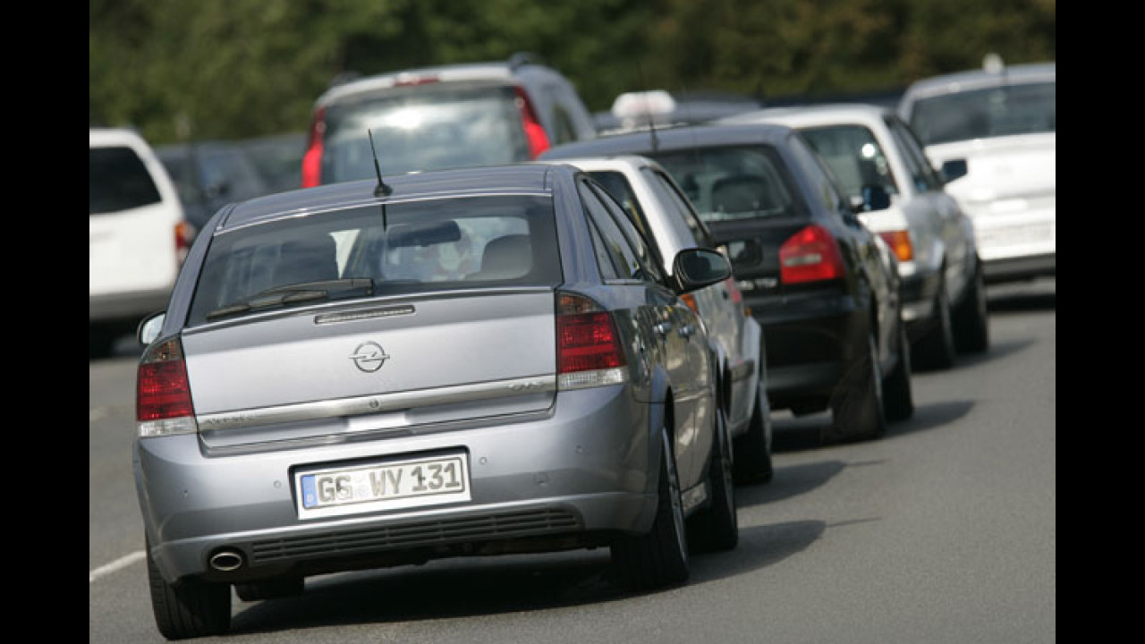 Opel: Mit Laser auf Spur