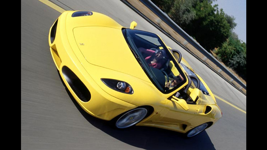 Ferrari F430: Spider-Version kommt zum Genfer Salon