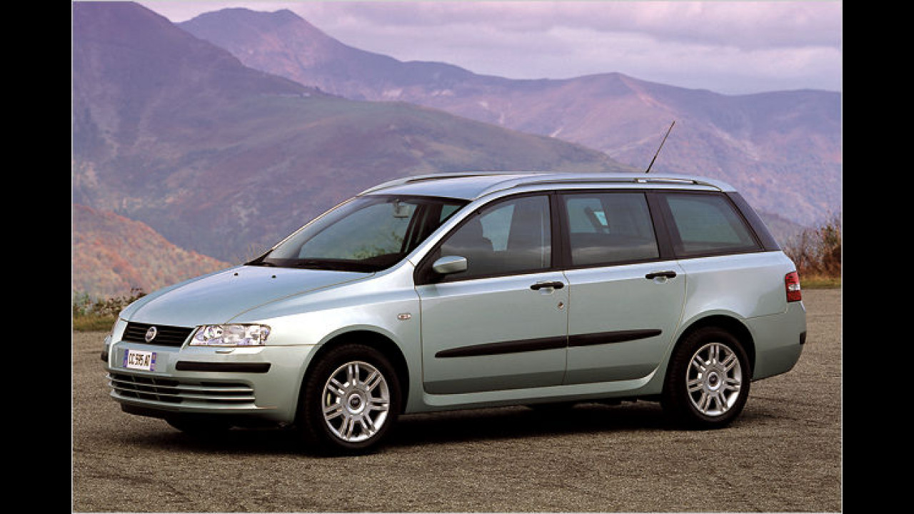 Fiat Stilo Multiwagon (bis 2008)
