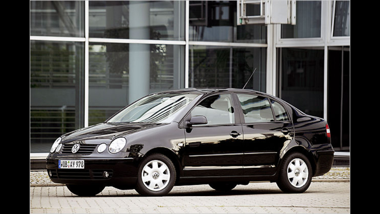 VW Polo Classic (bis 2005)