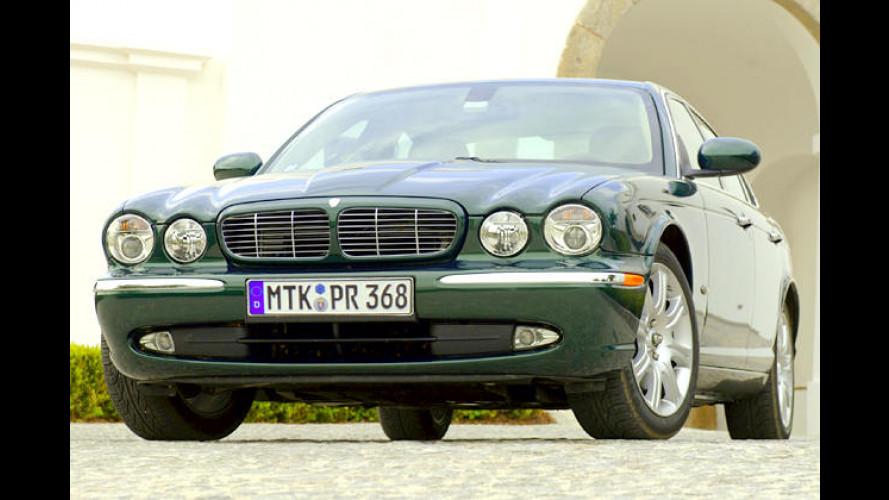 Jaguar XJ6 D: Facelift und großer Diesel für den Luxus-Briten