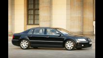 VW Phaeton mit 450 PS