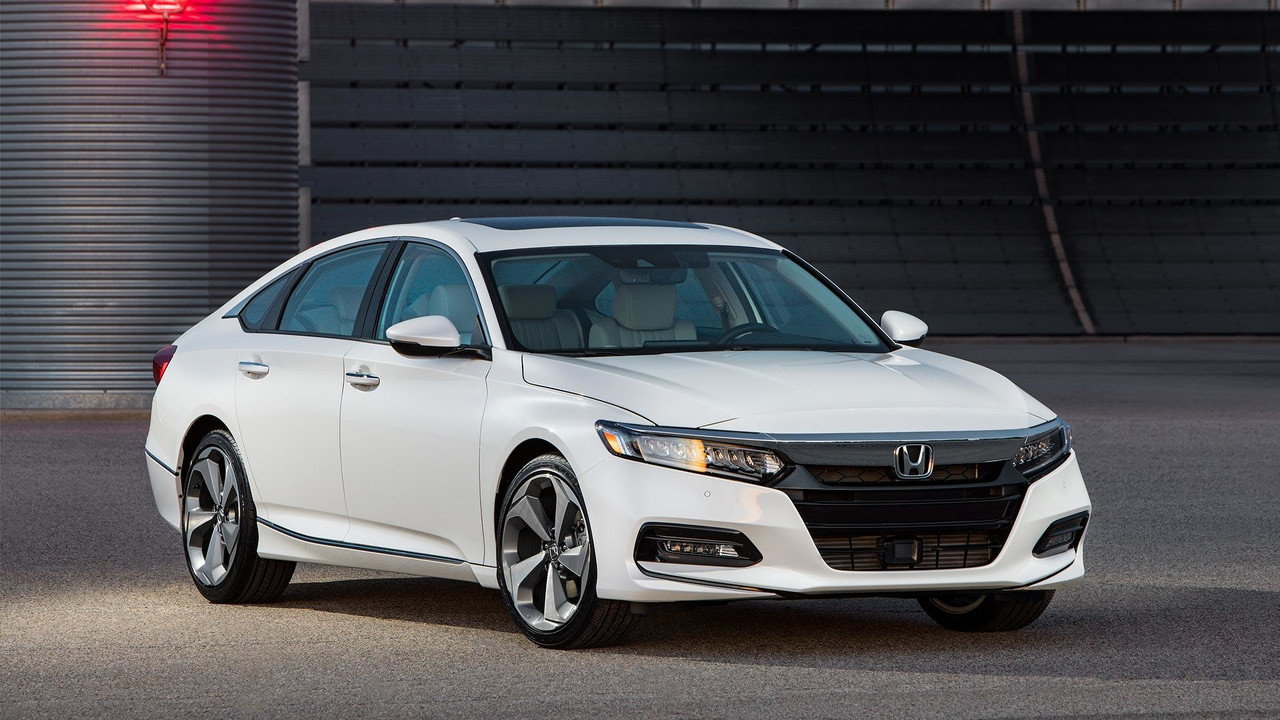 12. Honda Accord: 129,435