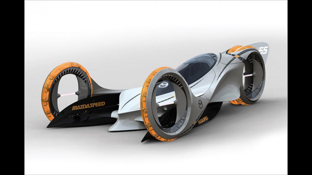 Designpreis für Mazda