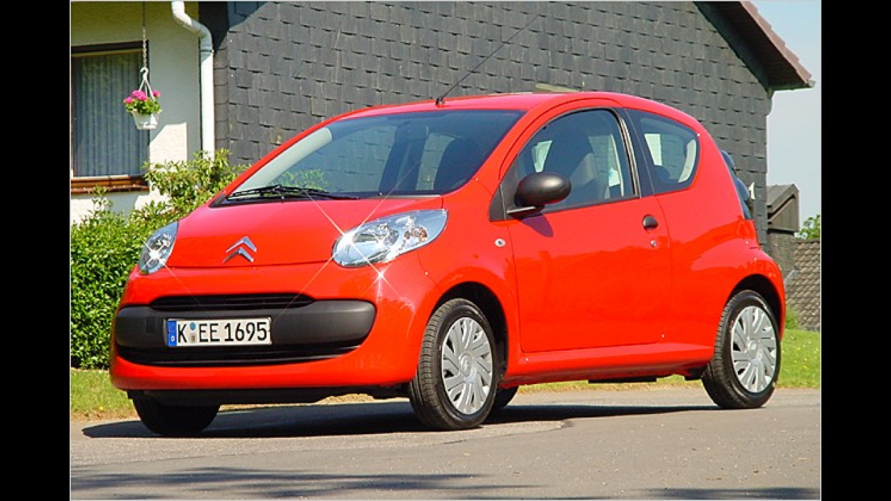 Citroen C1 1.0 Advance 3-türig