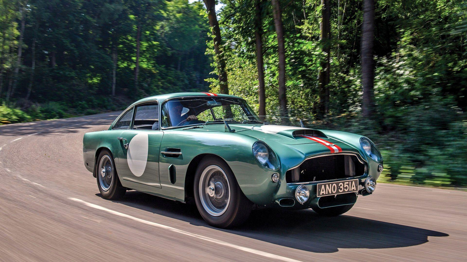 One Off Aston Martin Db4gt Could Hit 8m At Auction Update