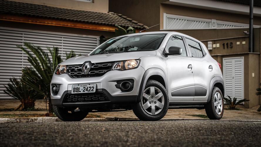 Renault Kwid Zen 1.0 2017