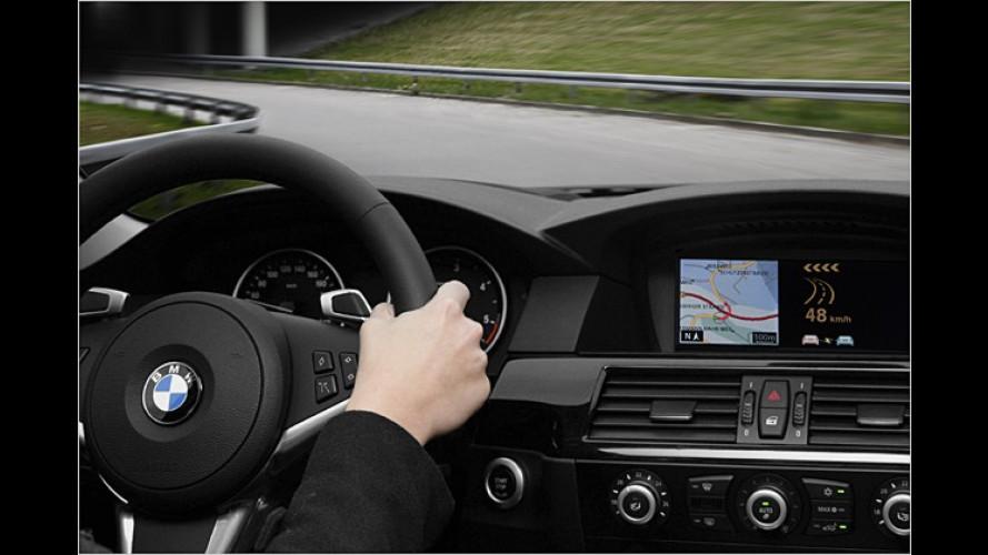 Auf Nummer sicher: BMW forscht gegen Verkehrsunfälle an