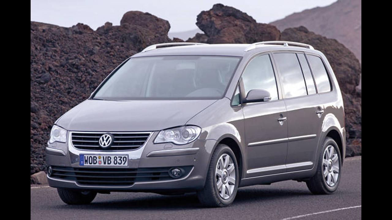 VW Touran EcoFuel Conceptline (Erdgas)