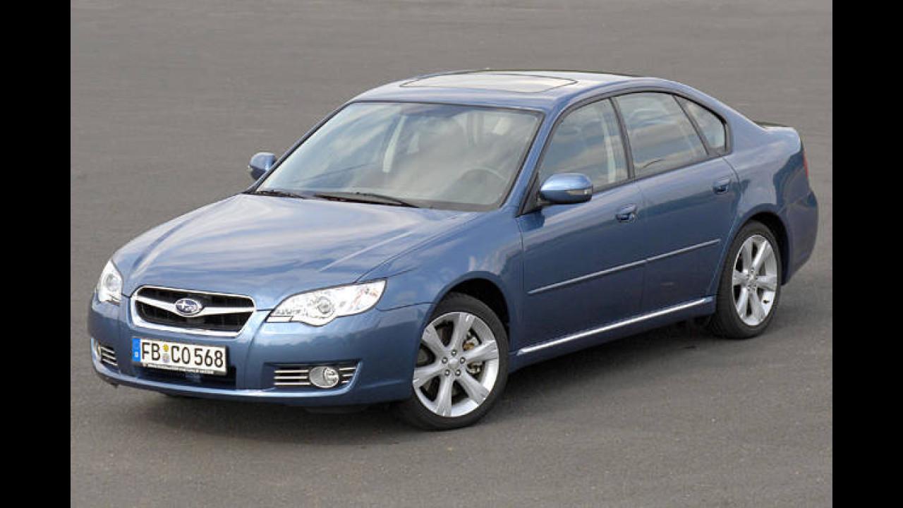 Subaru Legacy 2.0R ecomatic Trend (Autogas)