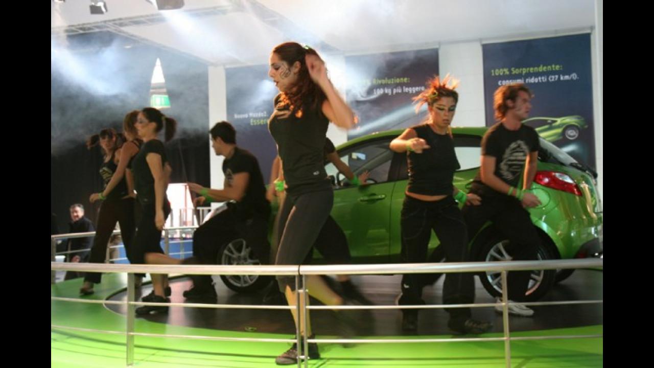 Tanz um den Mazda 2