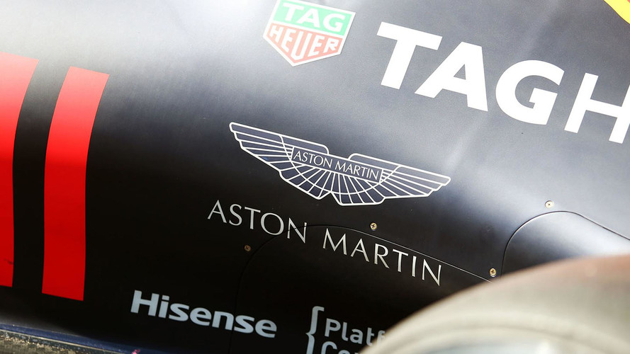 Aston Martin 'encouraged' by 2021 F1 engine plans