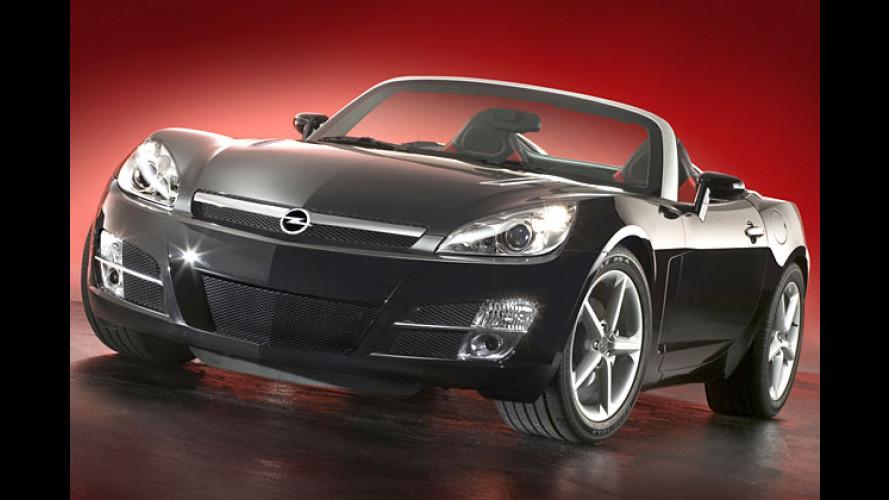 Opel GT: Preis fix