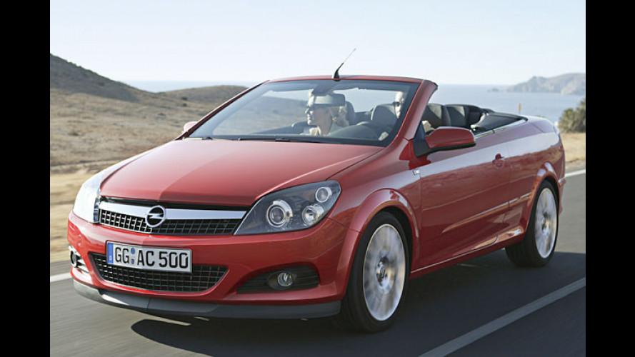 Das neue Cabrio Opel Astra TwinTop im ersten Test
