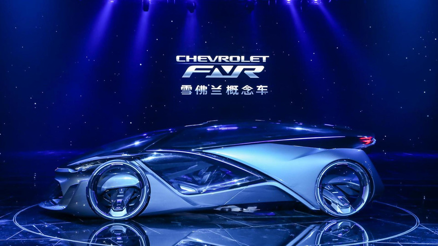 Chevrolet-FNR konsepti