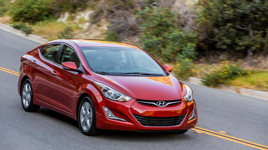 2016 Hyundai Elantra unveiled with minor updates
