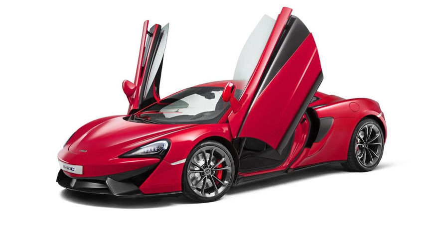 "McLaren 540C heads to Canada, US sales ""highly unlikely"""