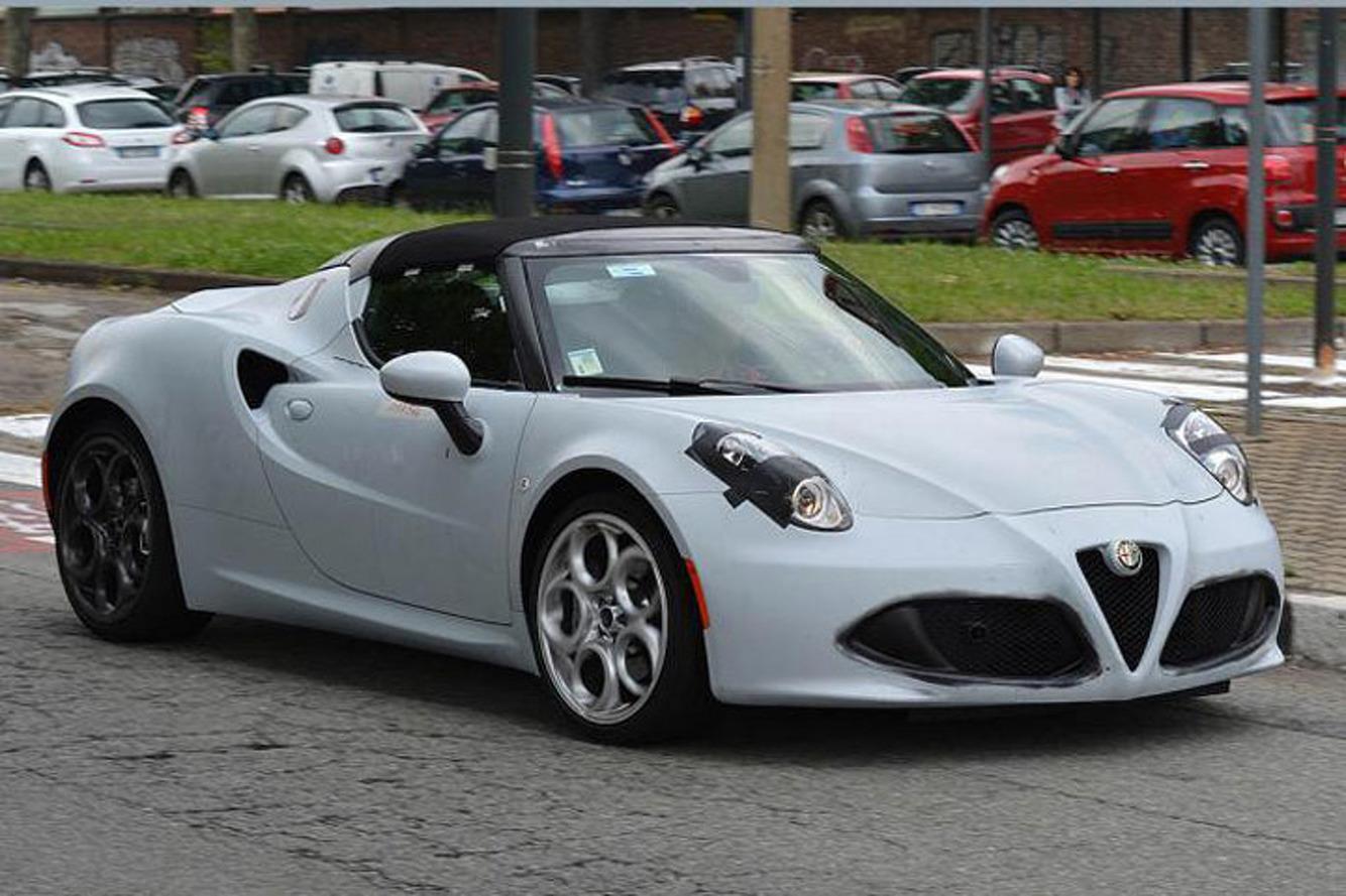 Supercars Alfa Romeo News And Trends Motor1 Com