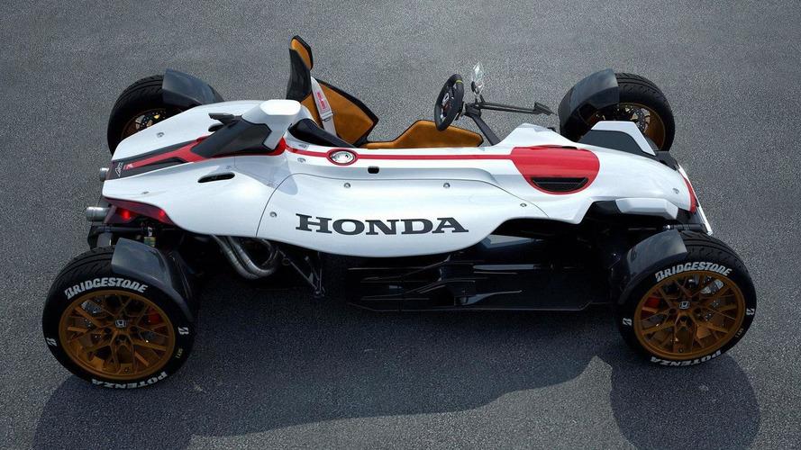 Honda Project 2&4 unveiled ahead of Frankfurt