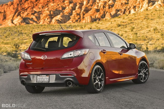 Next-Gen Mazdaspeed3 Could go All-Wheel Drive