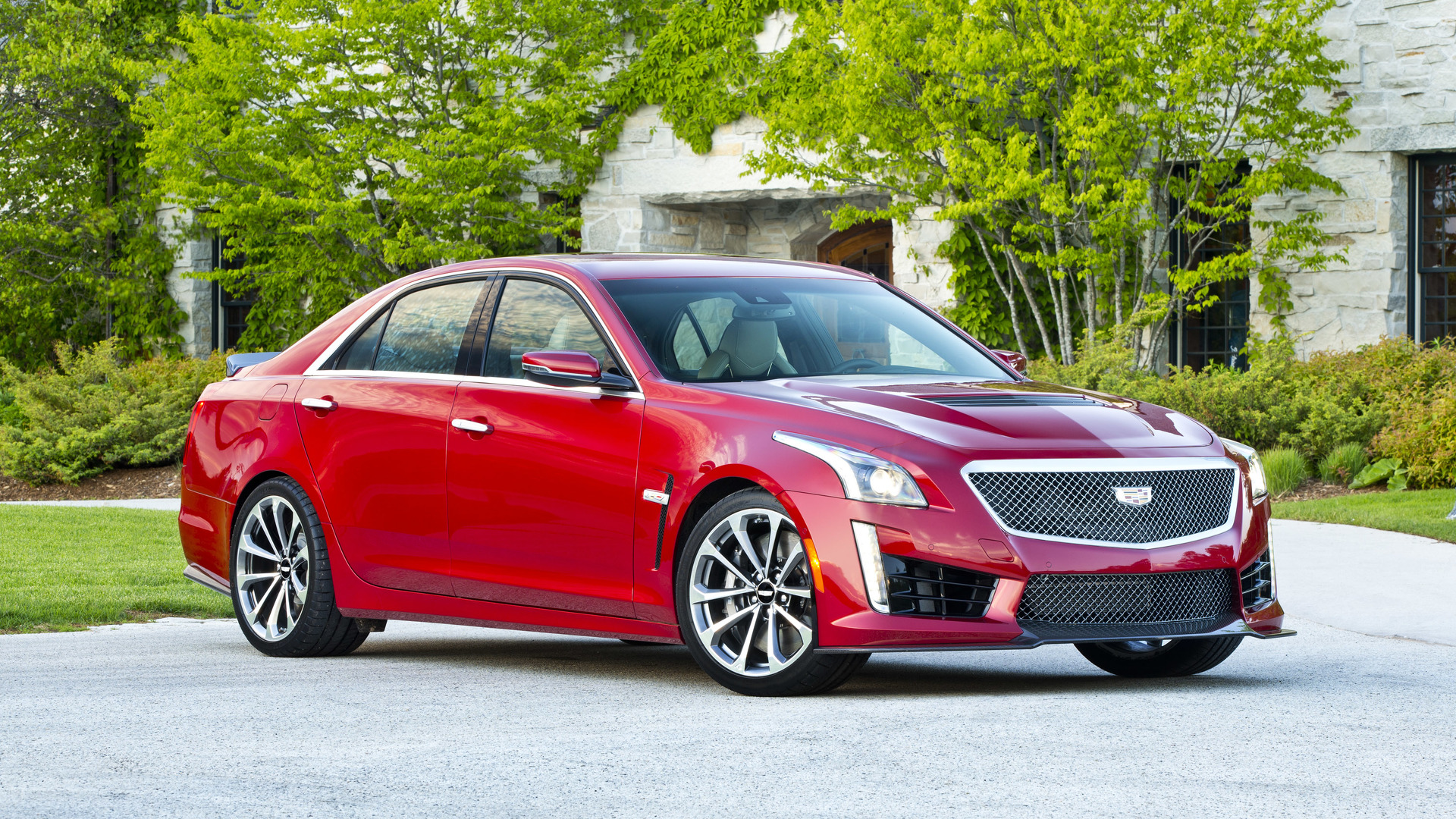 Cadillac Cts V Sold Out For 2016