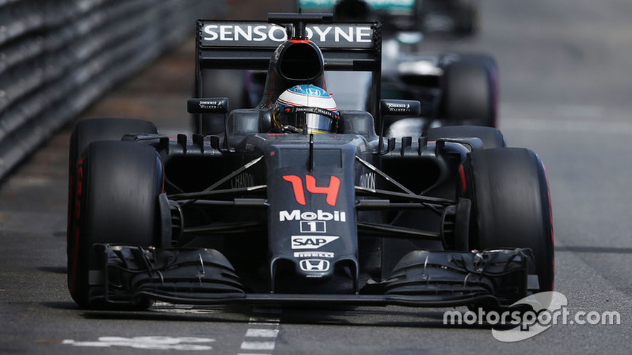 """McLaren """"not jumping up and down"""" over Monaco GP result"""