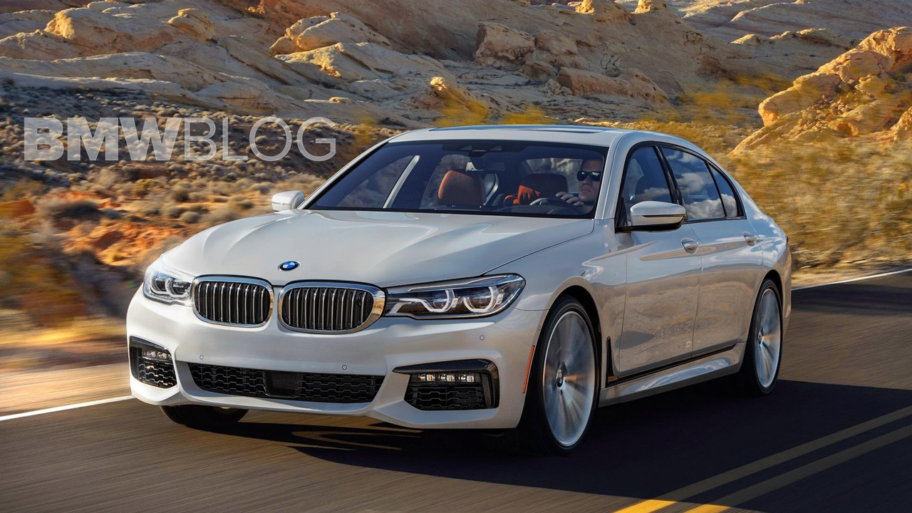 2017 Bmw 5 Series Render By Jerry Alvarez For Bmwblog
