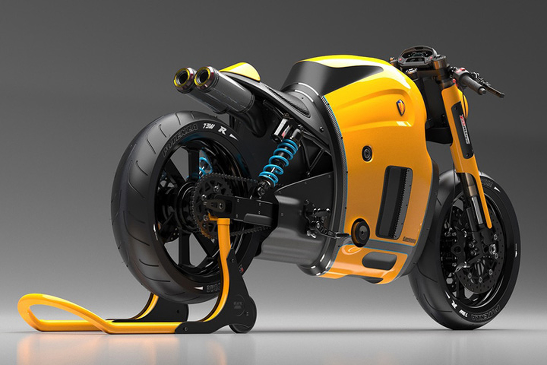 Should Koenigsegg Build this Motorcycle Concept?