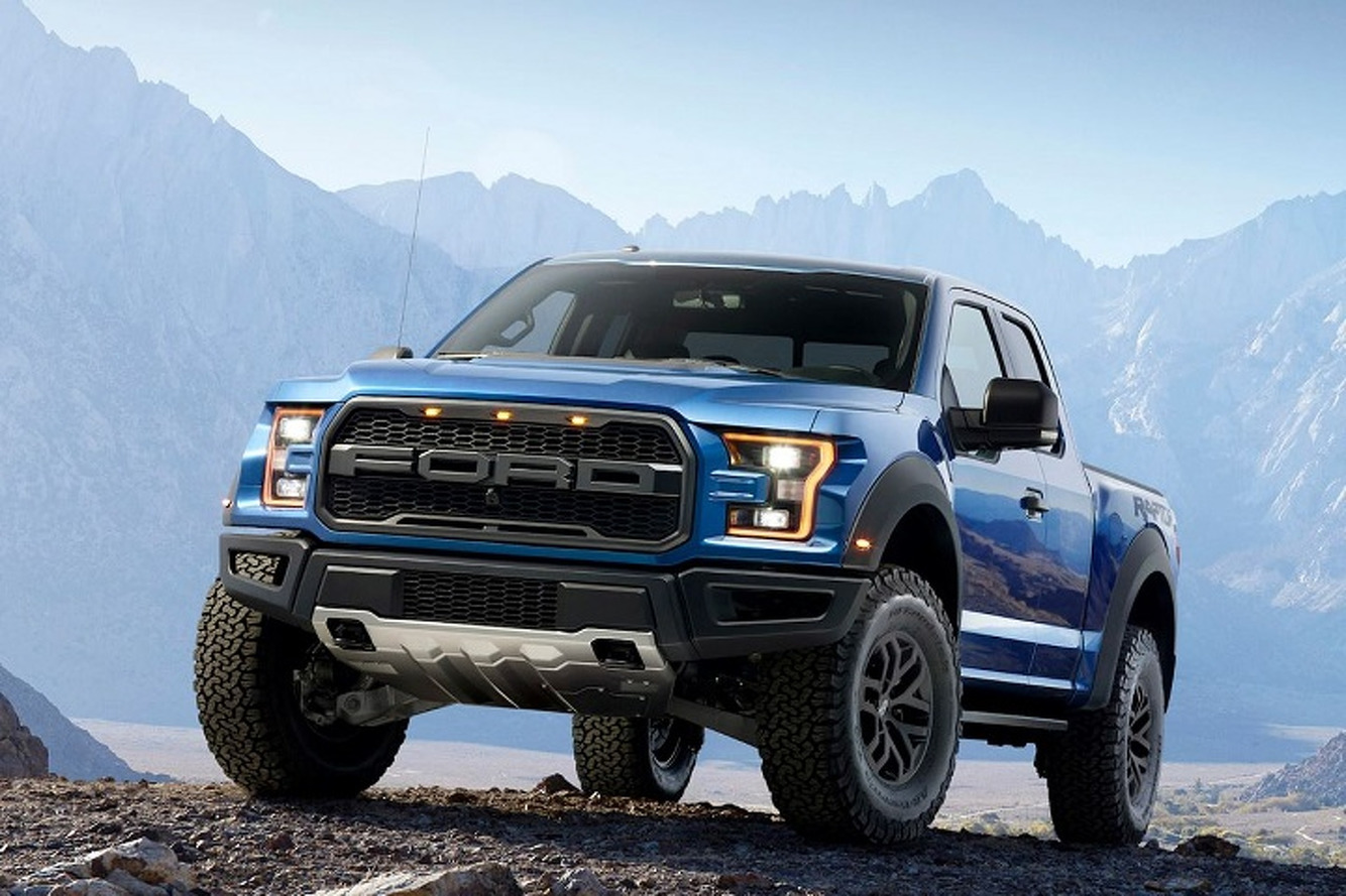 2017 Ford F-150 Raptor Starts at Under $50,000