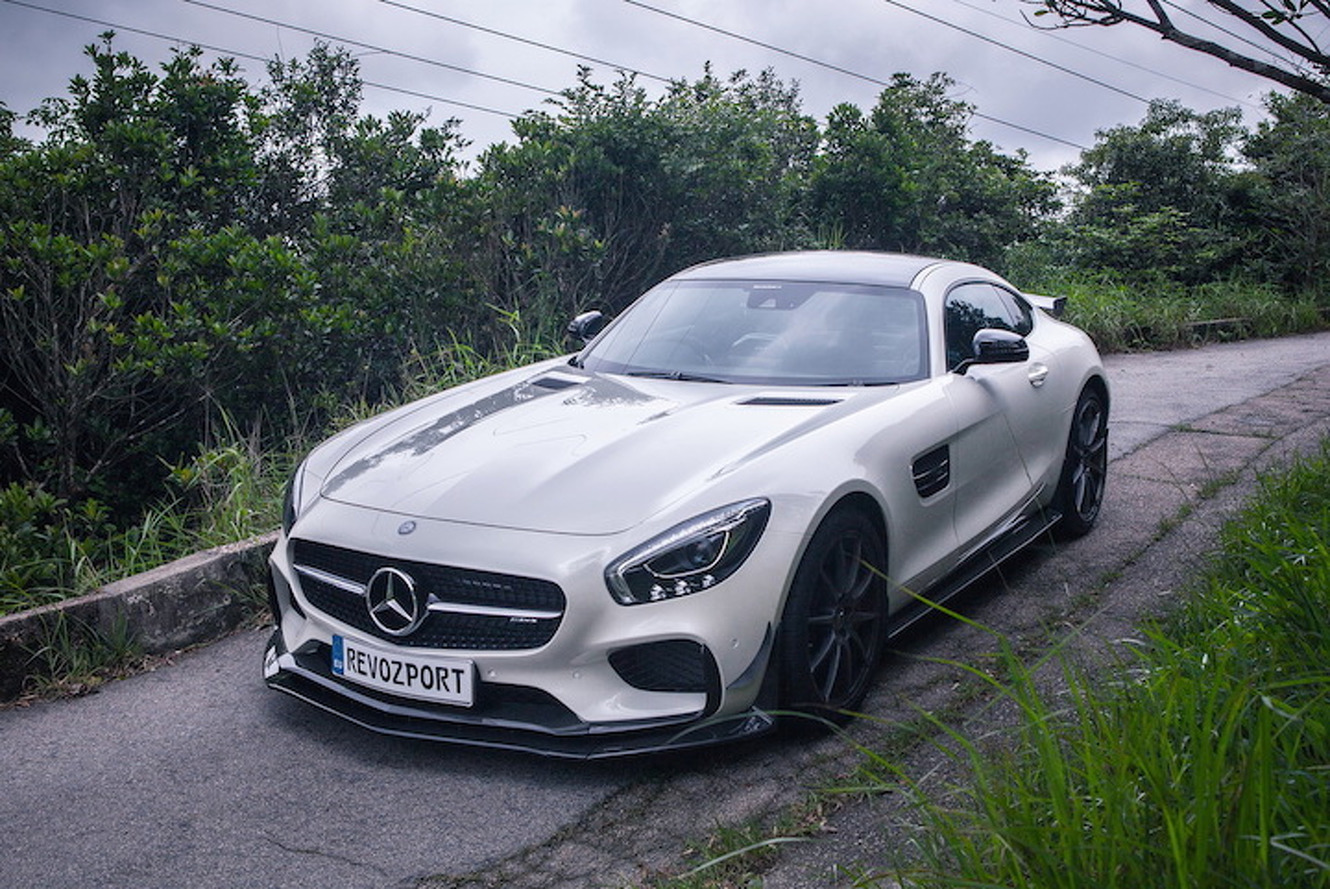 RevoZport's 650-HP Mercedes-AMG is Your GT R Alternative