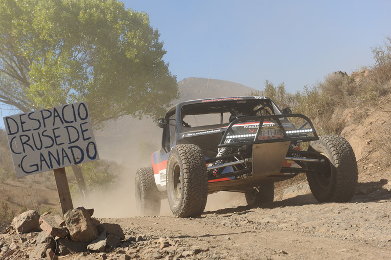 The Secrets to Busting Through Baja: Review [w/Video]