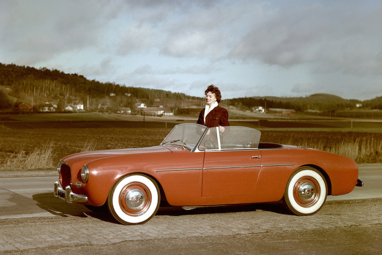 The P1900: Volvo's Quirky, Unfortunate First Sports Car