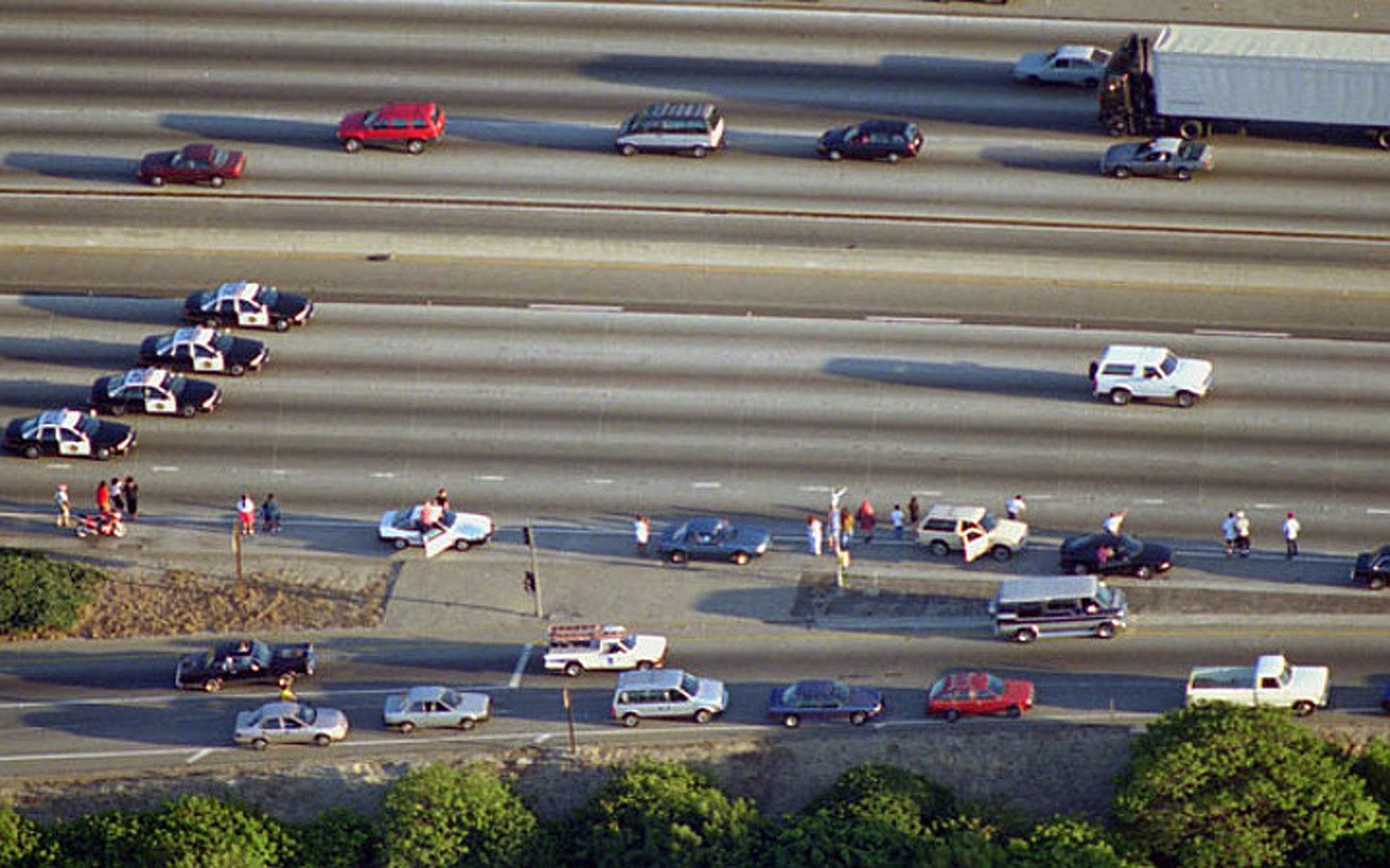 Was The Oj Simpson Trial To Blame For Demise Of Ford Bronco 1980 Jumping