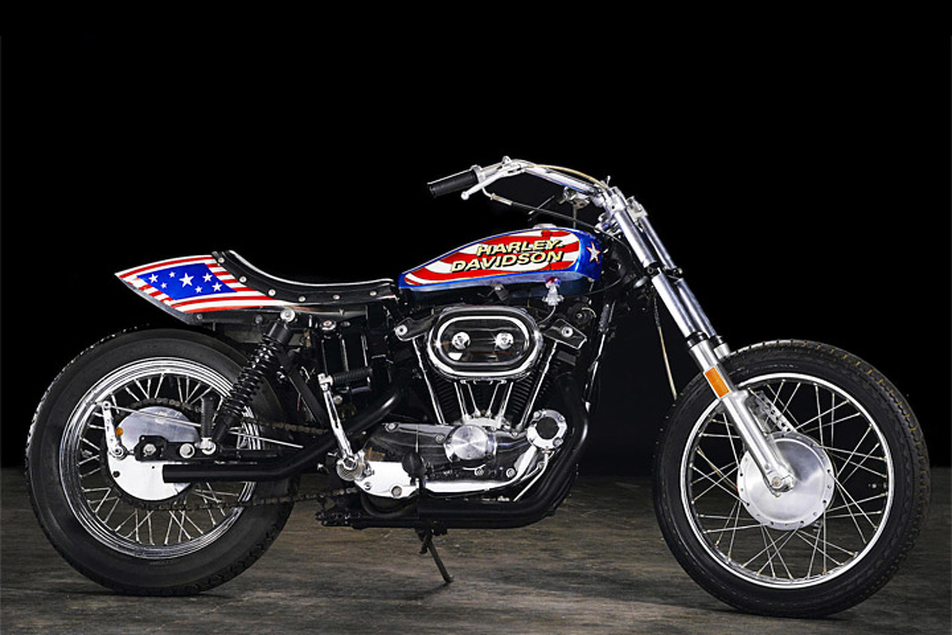 America Auto Auction >> Evel Knievel Motorcycle Heading to Auction—Just Don't Jump It!