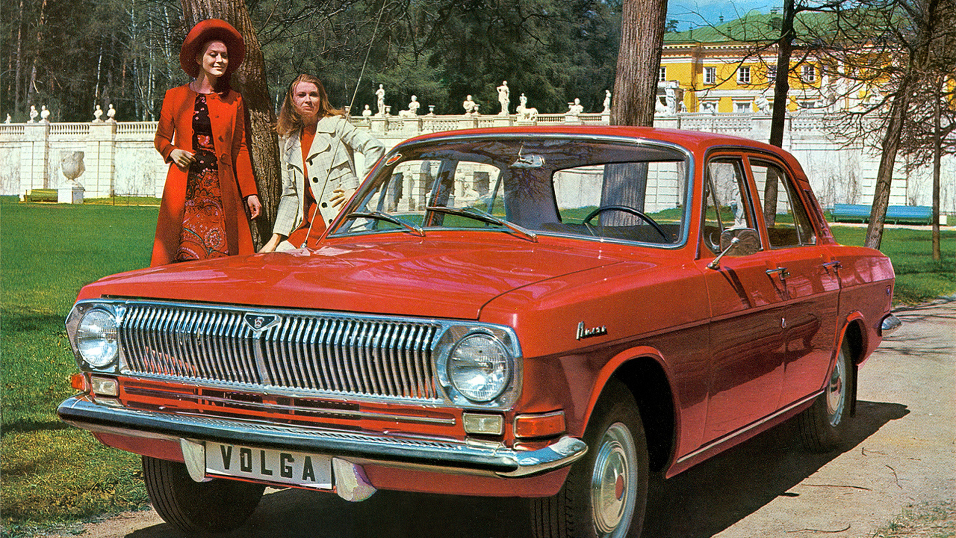 GAZ 2410 - the legend of the Soviet automobile industry