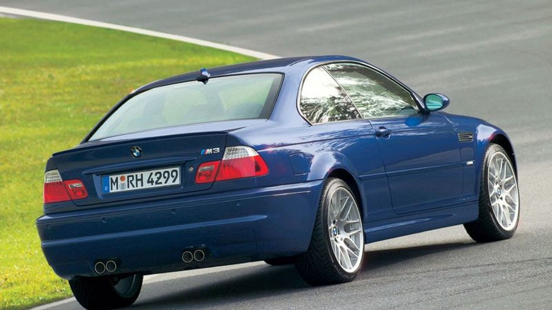 2005 Bmw M3 Coupe With Competition Package 169537