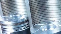UV laser exposure creates surface on cylinder bore