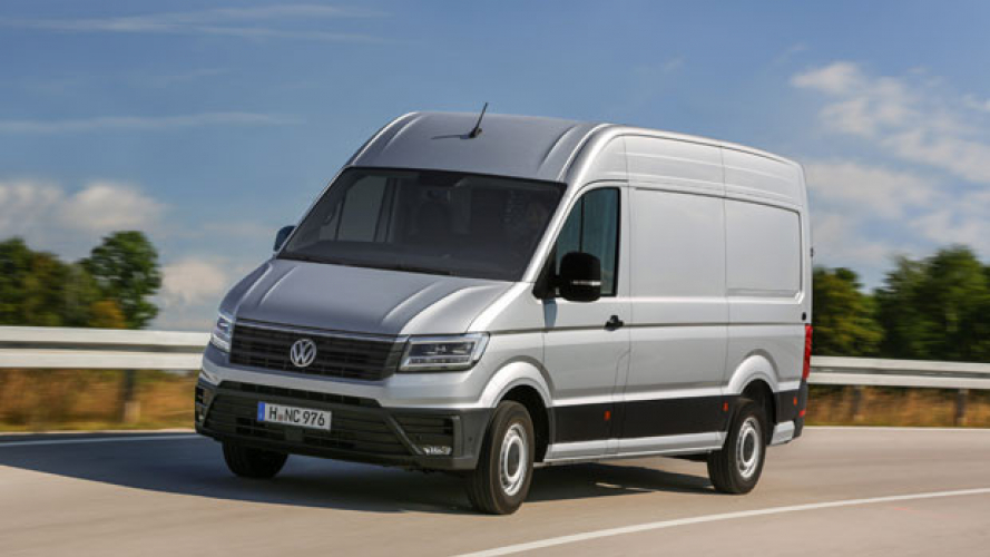 Volkswagen New Crafter, prime impressioni