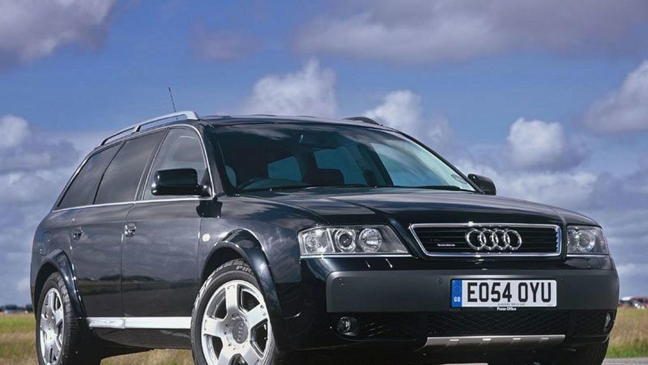Limited Edition Audi Allroad qauttro